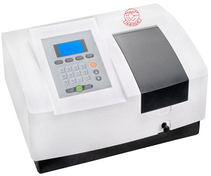 Microprocessor UV Visible Spectrophotometer NSP370
